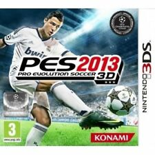 Pro Evolution Soccer 2013 (Nintendo 3DS, 2012) Video GAME Football 3DS