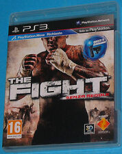 The Fight - Sony Playstation 3 PS3 - PAL