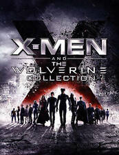 X-Men and The Wolverine Collection (X-Men / X2 / X-Men 3: The Last Stand / X-Men