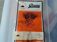 Harley 12010 Cover Plate Oil Seals (Pack of 5) Late'79-'84 FL, FLH, FX, FXS,4Spd