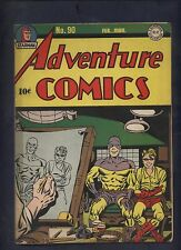 Adventure 90 Dc golden age comic Kirby Sandman Starman Hourman restored
