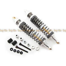 Alloy Shock Set (1 Pair) Silver for Axial Wraith [LT10007si]