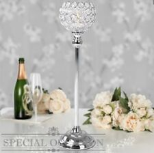 New Special Occasion Diamante Crystal Tealight Candle Holder 43cm Medium