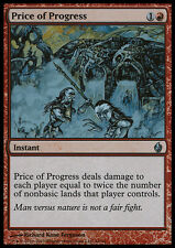Price of Progress FOIL x4 - Premium Deck Series: Fire and Lightning - 4x - NM