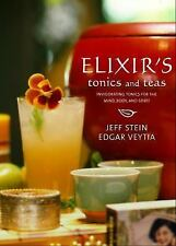 Elixir's Tonics and Teas Stein, Jeff Hardcover