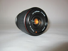 Tokina SD 70-210mm 1:4-5.6 Camera Lens W/ Tiffen 52mm Sky 1-A