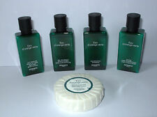 Hermes Eau D'Orange Verte Bath Set Dush Shampoo Conditioner Body Lotion Soap