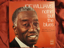 Joe Williams 'nothin' but the blues 1984 Delos Record DMS 4001 Japanese Press EX