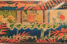 POKEMON Tropical Southern Islands Beach trading card Japan wizards booster pack