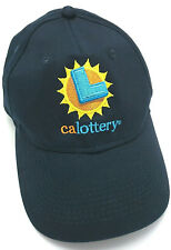 CALIFORNIA LOTTERY / CA blue adjustable cap / hat