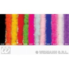 Marabou 2Mtr Purple Boa for Fur Fake Feather Garlands Boas Fancy Dress
