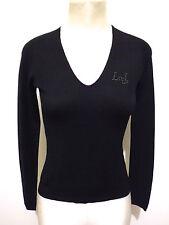 LIU JO Maglione Maglia Donna Viscosa Woman Rayon Sweater Sz.S - 40