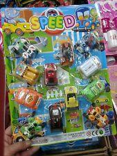 Set auto macchinine cars kit gioco di qualità giocattolo toy