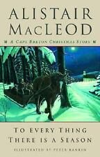 To Every Thing There Is a Season: A Cape Breton Christmas Story-ExLibrary