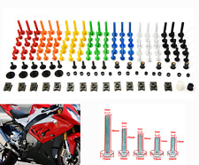 FOR Suzuki DL650/V-STROM GSR750/GSX-S750 GSR600 TL1000S SV650Full Fairing Screws