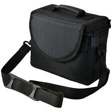 Black Camera Case Bag for Nikon 1 J1 J2 J3 S1 V1 V2.Coolpix S800C