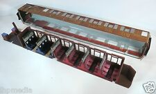 HORNBY LATEST GRESLEY LNER 1ST / 3RD  BRAKE COACH INTERIOR DETAIL KIT LHP HD602