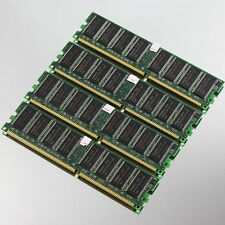 NEW 4GB 4x 1GB DDR333 PC2700 Low-Density memory 333MHZ NON-ECC For Intel chipset