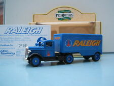 Lledo Promo Model LP67 Ford Articulated Truck Raleigh Bicycles Nottingham
