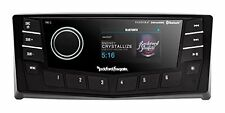 "Rockford Fosgate PMX5 Punch Marine Oversized 2.7"" DIN AM/FM Bluetooth Receiver"