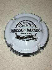 Capsule de Champagne JANISSON-BARADON & Fils the quality (52. blanc et noir)