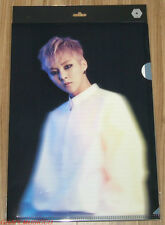 EXO OVERDOSE SM LOTTE POP UP STORE GOODS EXO-M XIUMIN L-HOLDER CLEAR FILE NEW