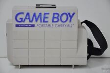 HANDHELD PORTABLE CARRY CASE - Original Nintendo GameBoy - Cleaned & Tested