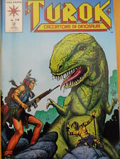 Turok Cacciatore di dinosauri n°10 1995 ed. Play Press  [G.211]