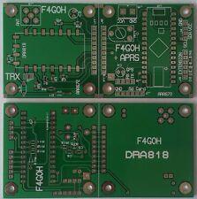 AFSK DRA818 APRS Tracker PCB