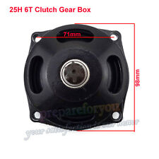 25H 6T Clutch Drum Gear Box 47 49cc Mini Quad ATV Buggy Minimoto Pocket Bike