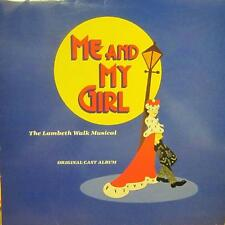 Various OST(Vinyl LP)Me And My Girl-Columbia-EJ 24 0301-UK-1985-Ex/Ex+