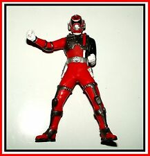 Power Rangers Sentai Hero Vinyl Figure _ S.P.D. Red Sound Ranger