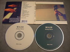 Wilco 2x CD Being There UNCLE TUPELO Gourds Geraldine Fibbers Blue Rodeo MONDAY