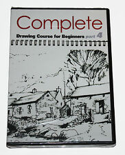 COMPLETE - Drawing Course for Beginners - part 4 - NEW & SEALED BOX