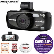 "NEXTBASE 402G Car Dash dashboard videocamera 2,7 ""HD 1080P DVR Cam"