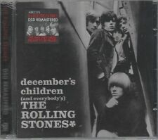 THE ROLLING STONES DECEMBER'S CHILDREN CD SIGILLATO!!!