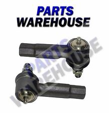 2 Brand New Premium Quality Outer Tie Rod Ends For Infiniti I30/Nissan Altima