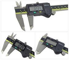 "New Mitutoyo 500-196-20/30 150mm/6"" Absolute Digital Digimatic Vernier Caliper"
