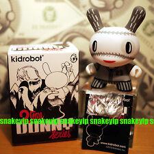 """Kidrobot 3"""" Dunny 2Tone Series 2010 Aaron Meshon 2/16 MIB"""