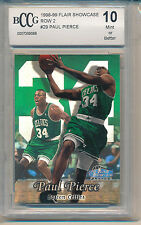 1998 Flair Showcase Paul Pierce (Row 2) (Rookie Card) (#29) BCCG10 BCCG