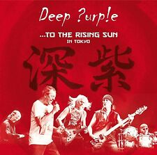 DEEP PURPLE - TO THE RISING SUN (IN TOKYO) 2 CD + DVD NEW