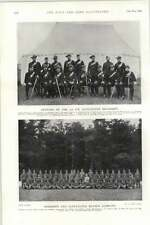 1903 3rd Somerset Light Infantry 1st Vb Gloucester Somerset Bearer Company