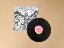 RARE LP Pierre Henry & Michel Colombier Mass For Today  The Green Queen