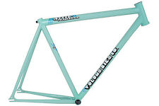 Volume Cutter V4 Track Fixed Gear Bike Frame MINT GREEN 50cm