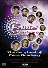 THE VERY BEST OF FAME ACADEMY UNCUT EXTENDED REMIX BBC UNIVERSAL UK DVD EXCELLNT