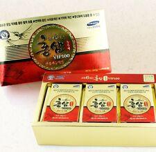 100% Reines Koreanischer Roter Ginseng Extrakt Gold 100g x 3 Gläser