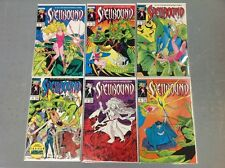 SPELLBOUND #1-6  MARVEL COMPLETE SET VF/NM NEW MUTANTS