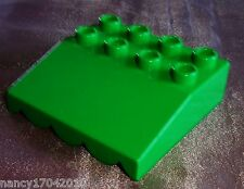 Lego Duplo Bau Platte Dach Vordach Markise aus 5635 3596 Bob der Baumeister