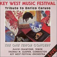 Key West Music Festival Tribute to Enrico Caruso - David Crawford (CD 1997 Cane)