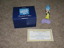 "Early Moments/Grolier Disney Ornament JOY ""Inside Out"", President's Edition, NIB"